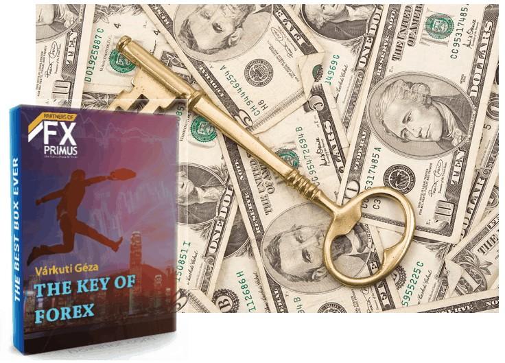key of forex