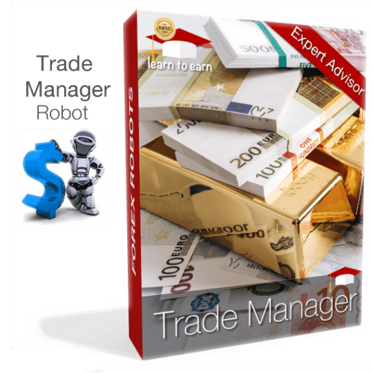 Trade manager EA