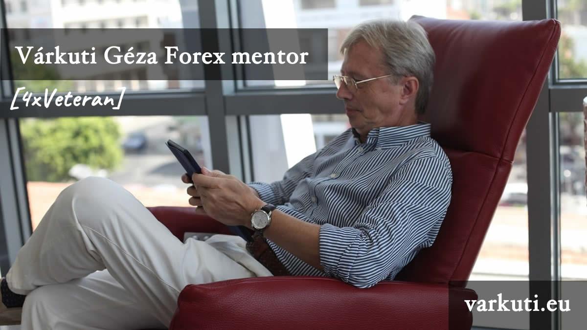 Várkuti Géza forex mentor